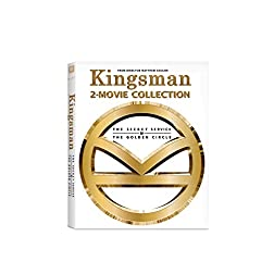 Kingsman 1 & 2 Two-Pack [Blu-ray]