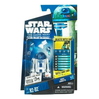 R2-D2 (2010 Blue Card CW27)