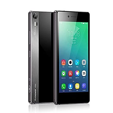 Lenovo VIBE Shot Z90-7 3+32GB 4G LTE Dual Sim Android 5.0 Snapdragon Octa Core 1.7GHz 5.0 inch FHD 8+16MP Smartphone Noir