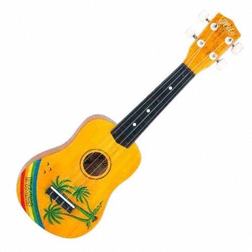 lowest price hilo hawaiian motif soprano ukulele on sale ukuleles. Black Bedroom Furniture Sets. Home Design Ideas