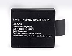 Replacement Spare Battery for SJCAM SJ4000 SJ5000 M10 series Sports camera