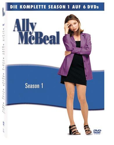 Ally McBeal: Die komplette Season 1 (6 DVDs)