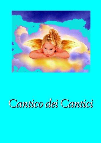 cantico-dei-cantici-italian-edition