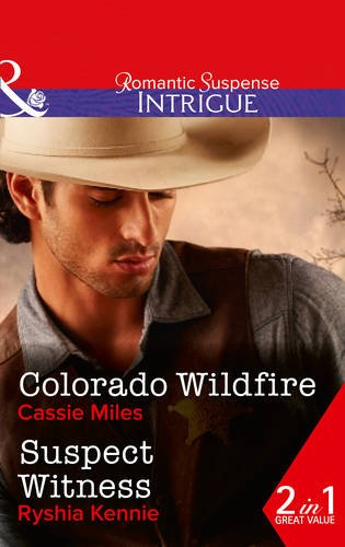 Colorado Wildfire: Colorado Wildfire / Suspect Witness (Intrigue)