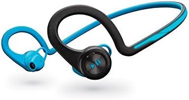 【国内正規品】 PLANTRONICS  Bluetooth ワイヤレスヘッドセット(ステレオイヤホンタイプ)  BackBeat Fit Blue BACKBEATFIT-BL