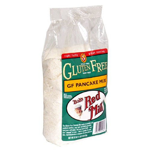Bob's Red Mill Gluten-Free Pancake Mix, 22-Ounce Packages (Pack of