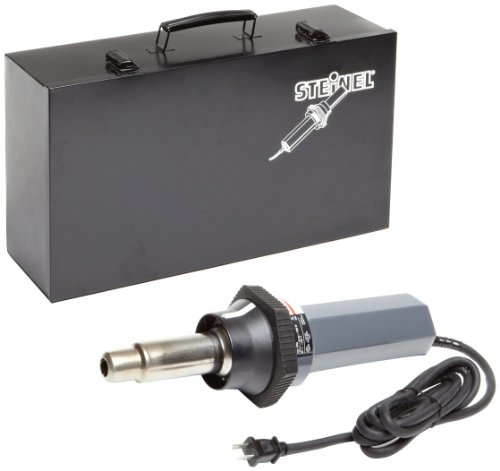 Steinel 35031 Hg 4000 E Heat Gun, Led Temperature Display, Includes Case