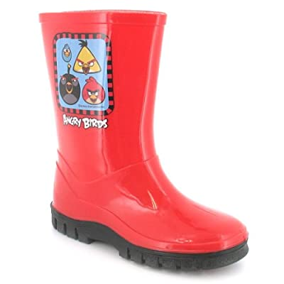 Angry Birds Wellies