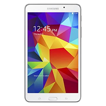 Samsung Galaxy Tab 4 7 8GB Tablet (White)