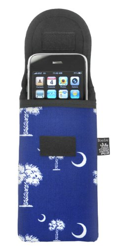 South Carolina Palmetto Phone Case Glasses Holder Palmetto Moon Fits APPLE IPHONE TOUCH Samsung LG Nokia and more