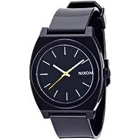 [ニクソン]NIXON 腕時計 THE TIME TELLER P BLACK NA119000-00 [正規輸入品]