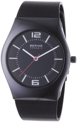 Bering Time Men's Slim Watch 32035-642 Ceramic