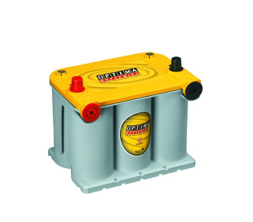 Optima Batteries 8042-218 D75/25 YellowTop Dual Purpose Battery (Car Battery Size 25 compare prices)