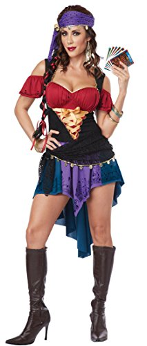California Costumes Women's Eye Candy - Exotic Gypsy Adult