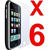 Iphone 3g\3gs Clear Screen Protector Covers