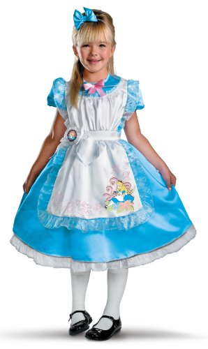 Child Alice in Wonderland Costume Alice Child Costume 11384
