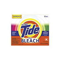 TIDE 2X ULTRA CONC LNDRY DTRGNT PWDR FRESH SCENT