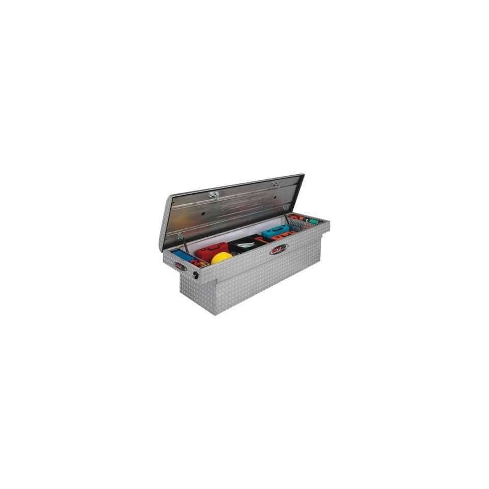 JOBOX 1701000 Limited Edition Aluminum Single Lid Deep Super Duty & Fullsize Deep Crossover Truck Box