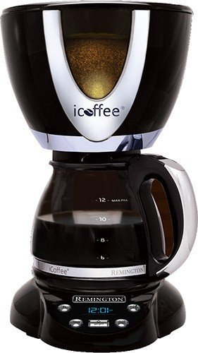 Icoffee Electric Coffee Maker : iCoffee by Remington Steam Brew Coffee Maker Discount! - lusion shopi