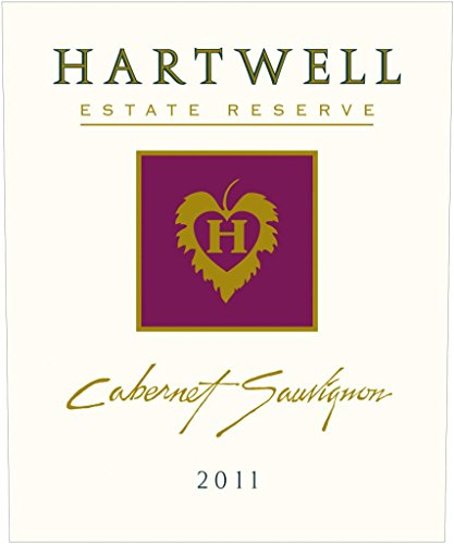 2011 Hartwell Estate Reserve Stags Leap District Napa Valley Cabernet Sauvignon 750 Ml