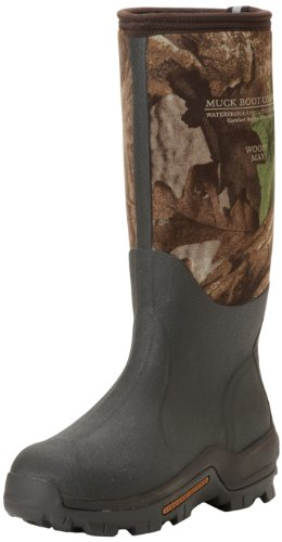 MuckBoots Men's Woody Sport Hunting Boot