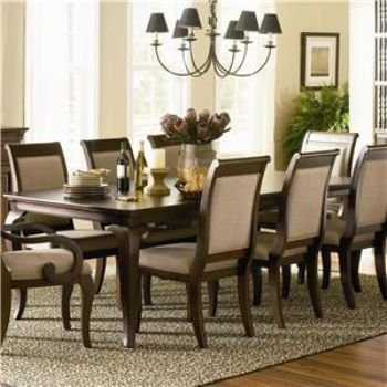 chateau de vin rectangular leg dining table b004uy6yhu dining