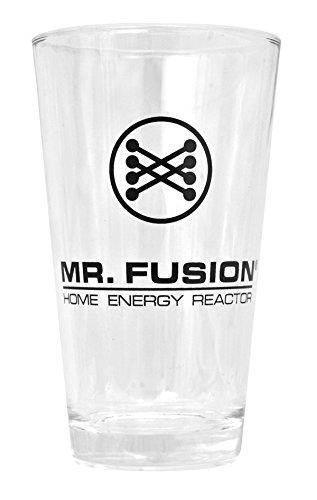 Diamond Select Toys Back to the Future: Mr. Fusion Pint Glass