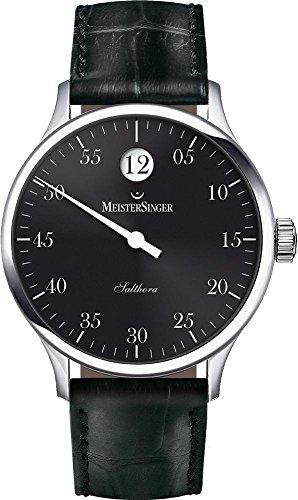 MeisterSinger Salthora SH907 Reloj automático con sólo una aguja null