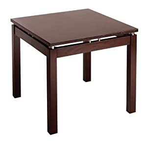 Winsome Wood End Table Espresso End Table