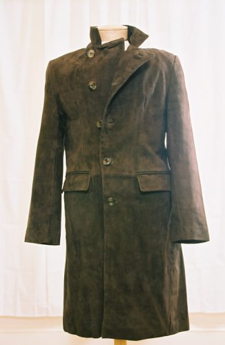 "Buy Men's ""Suave"" Leather Coat"