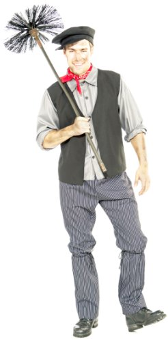 Forum Novelties Men's Chimney Sweep Costume