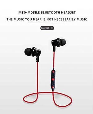 Bluetooth Headphones Wireless Earbuds Wireless Headsets Sport Earphones Stereo Earbuds Bluetooth Earbuds Wireless Headphones Premium Sound for Running