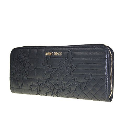 SILVIAN HEACH Clutch Bag - FUTANI - black othello, Dimensione:one size