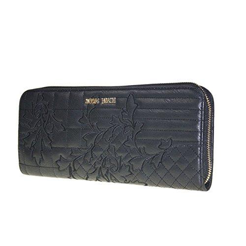 SILVIAN HEACH Clutch Bag - FUTANI - black othello, Dimensione:one size