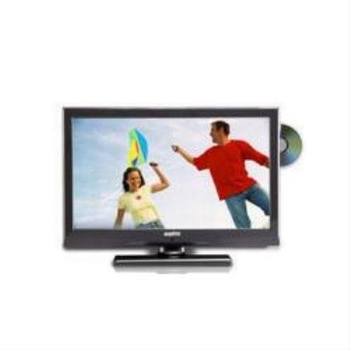 Sanyo LCE22FD40DV 22 -inch LCD 1080 pixels 50 Hz TV With DVD Player