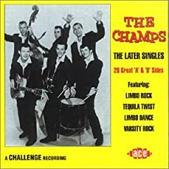 The Champs   The Later Singles (1997) Lossless FLAC preview 0