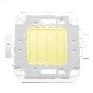 SODIAL(R) Bombilla LED Lampara 30W 2200LM Luz Blanco 6500K DC32-34v   Revisión del cliente y la descripción más