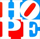 Robert Indiana: Hope, Notecard Box