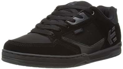 Etnies Mens Cartel Skateboarding Shoes 4101000402 Black 4 UK, 37 EU, 5 US