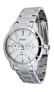 Seiko Damen-Armbanduhr XS Analog Quarz Edelstahl SKY717P1