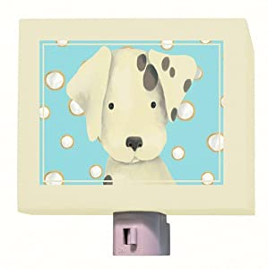 Oopsy Daisy Fine Art for Kids NL8030MO Radley Dalmation Night Light
