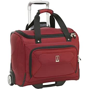 Travelpro Maxlite Rolling Carry-On Tote, Maroon, One Size