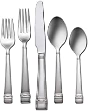 Oneida Wedgwood Oberon 5-Piece Flatware Place Setting Service for 1