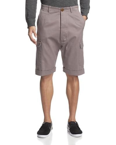 Vivienne Westwood Men's Twill Cargo Shorts