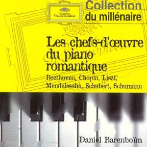 Les Chefs d'oeuvre du piano romantique