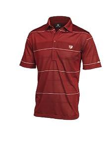 Wilson Staff 2012 Performance Plus Golf Polo Shirt - Red - Small