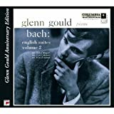 Bach: English Suites, BWV 809 - 811, Volume 2 (Glenn Gould Anniversary Edition) Johann Sebastian Bach