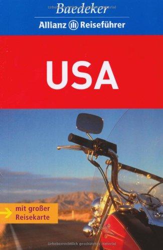 Baedeker Allianz Reiseführer USA: Vereinigte