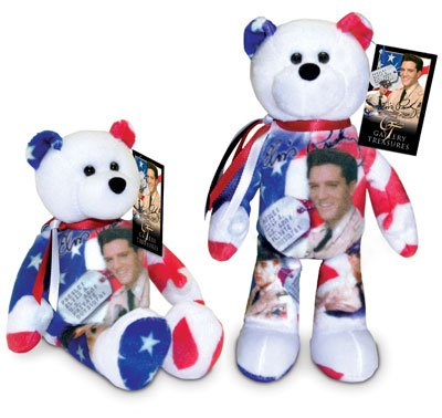 Elvis Presley GI Blues Bear