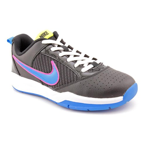 Nike Quick Ball Low GS Running Shoes Black Youth Boys